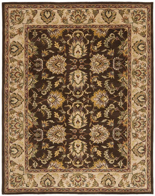 Safavieh Heritage HG912A Brown - Ivory Area Rug Clearance