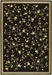 Safavieh Lyndhurst LNH220A Black - Green Area Rug Clearance - 50063