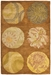 Safavieh Rodeo Drive RD954A Light Brown - Multi Area Rug Clearance - 47072