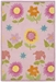 Safavieh Kids SFK371A Pink - Pink Area Rug Clearance - 47077