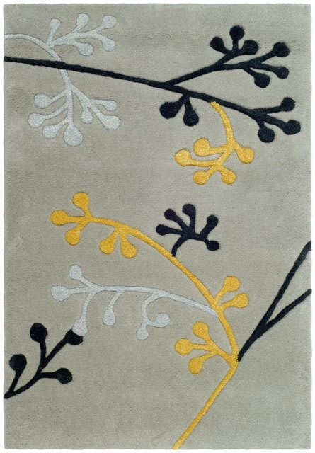 Rugstudio Sample Sale 47114R Grey Area Rug Last Chance - 47114R