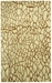 Rugstudio Sample Sale 47160R Brown - Green Area Rug Last Chance - 47160R