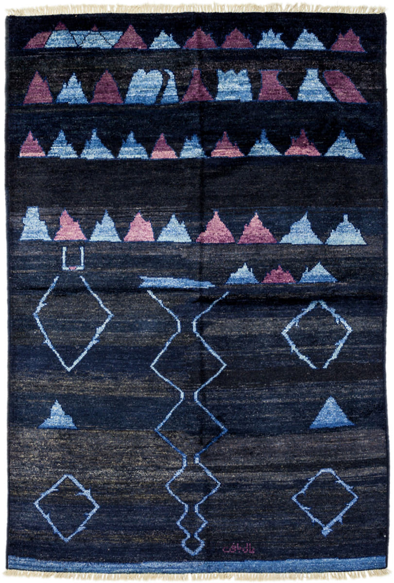 Solo Rugs Moroccan 177424