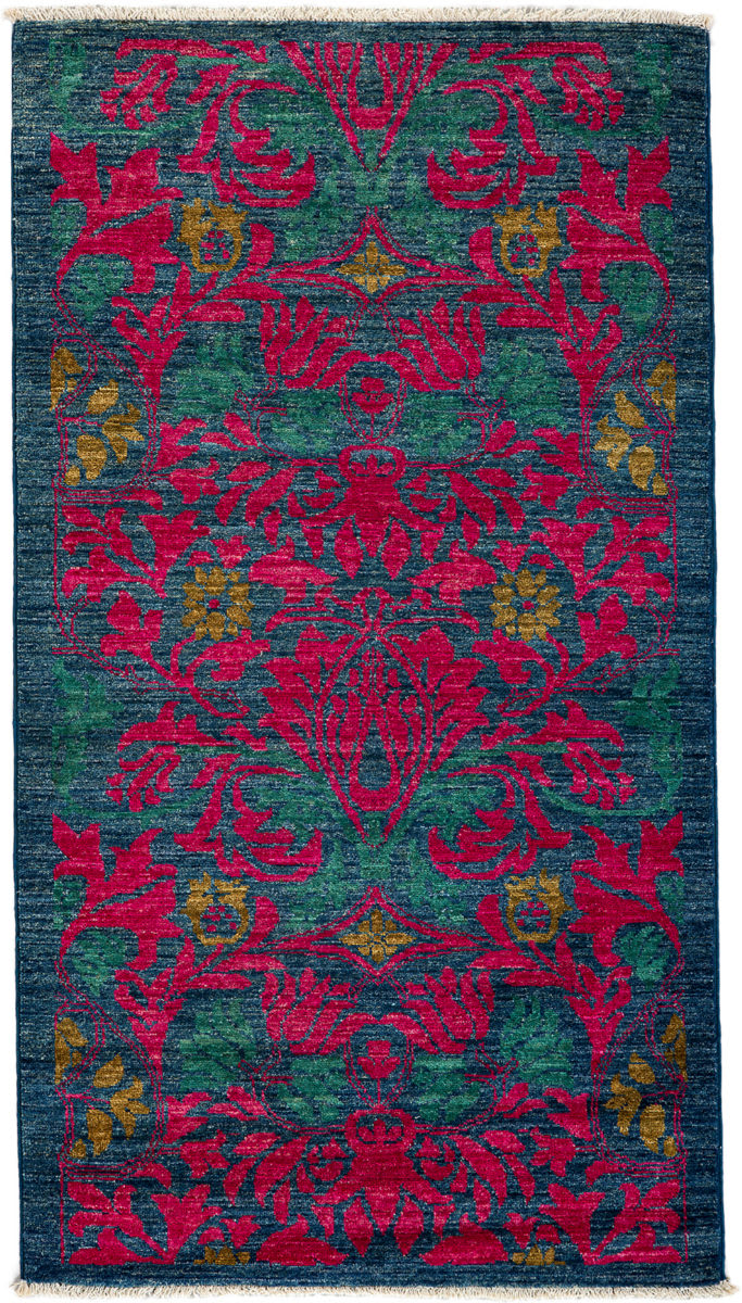 Solo Rugs Arts And Crafts 176276 Area Rug - 176276