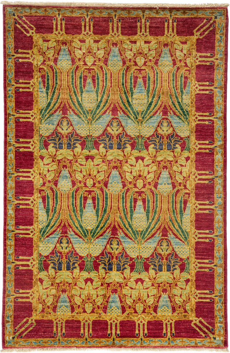 Solo Rugs Arts And Crafts 176335 Area Rug - 176335