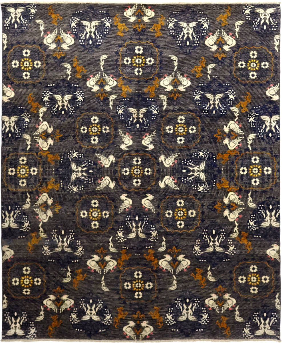 Solo Rugs Abstract M1889-61