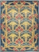 Solo Rugs Arts And Crafts M1890-369 Area Rug - 196730
