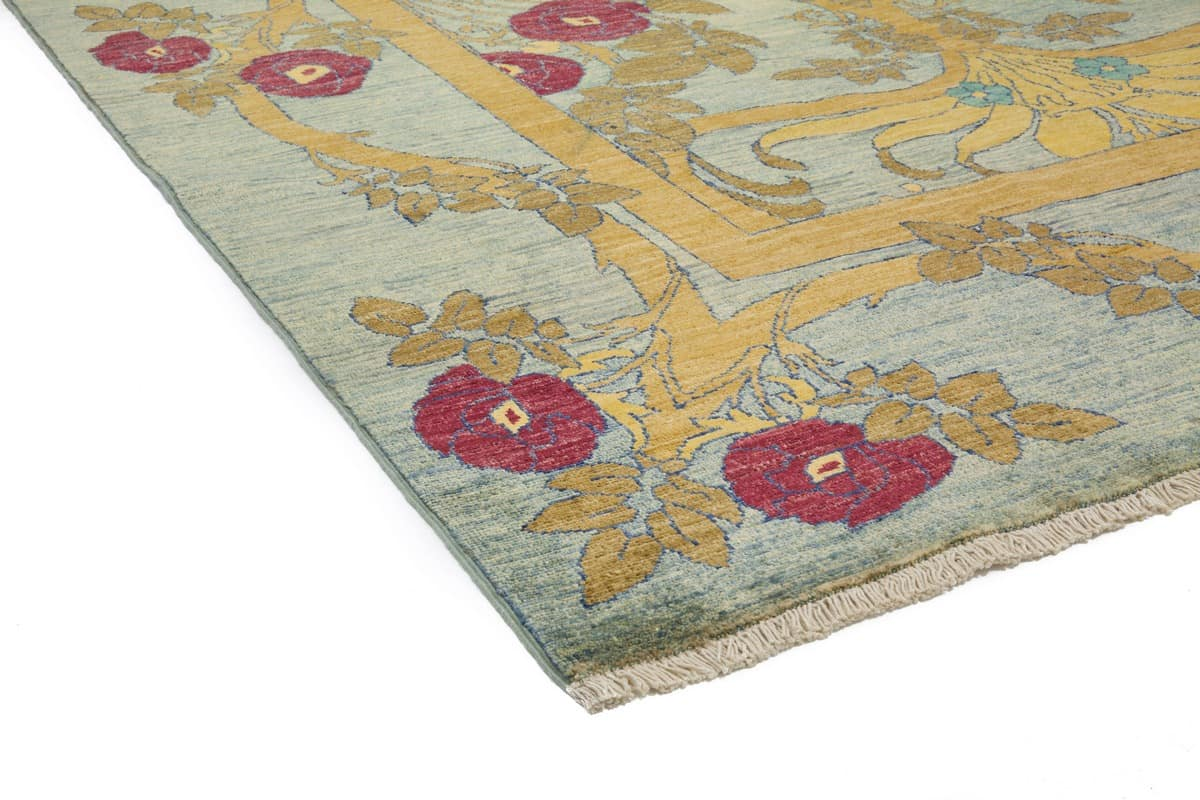 Solo Rugs Arts And Crafts 176293 Area Rug - 176293