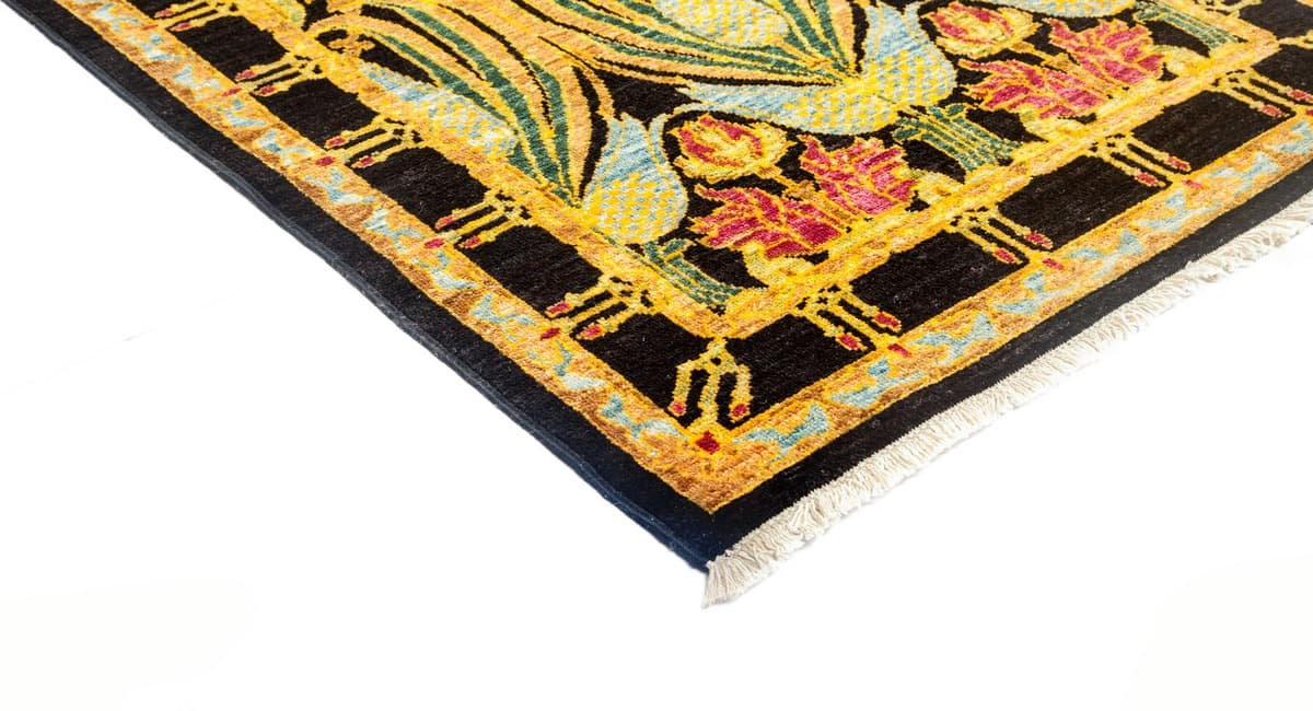 Solo Rugs Arts And Crafts 176401 Area Rug - 176401
