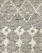 Luxor Lane Knotted Vin-S3204 Gray Area Rug - 216863