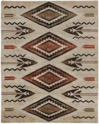 Southwest Looms Pendleton Reserve Fathers Eyes Sw-14 Area Rug