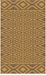 Surya Aztec AZT-3005 Gold Area Rug Clearance - 106130