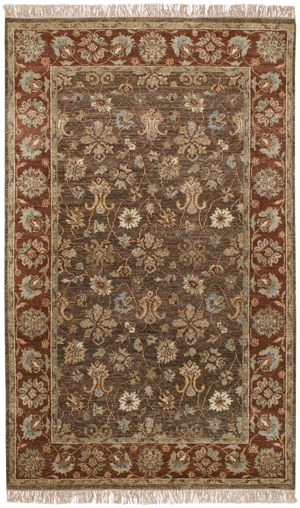 Surya Estate Est-10506 Brown
