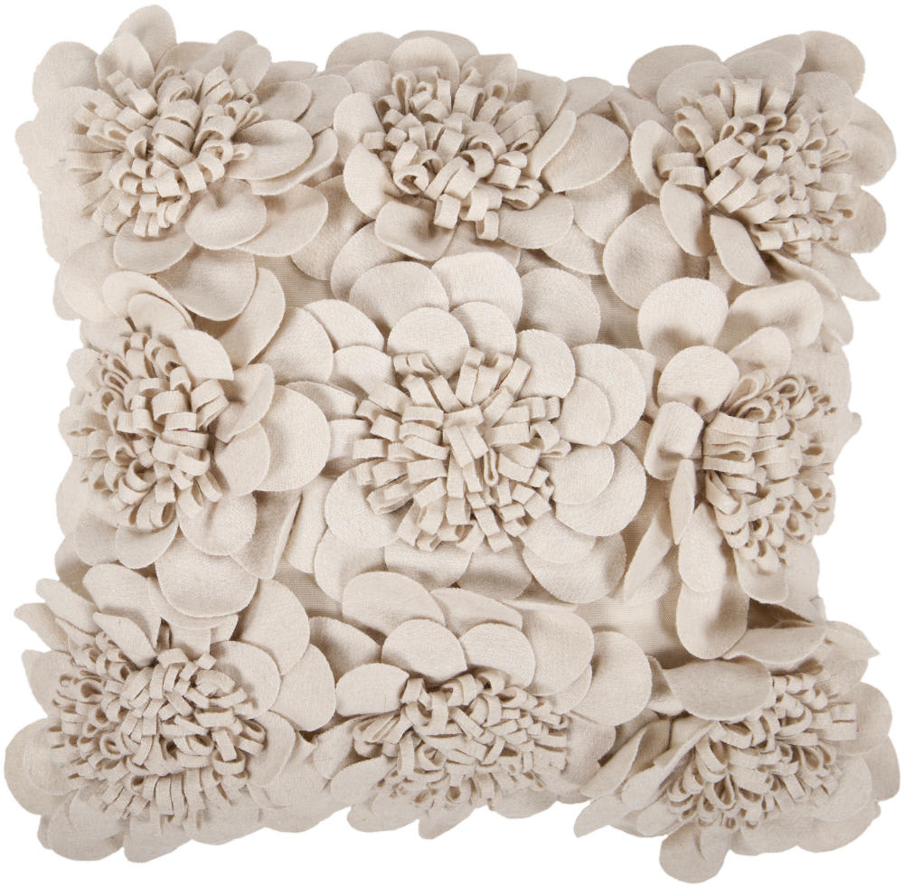 Surya Pillows FA-069 Beige Clearance