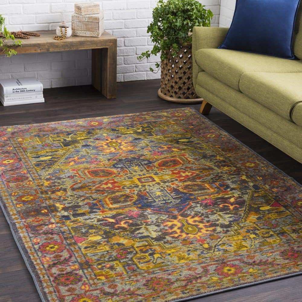 Surya Silk Road Skr-2305 Area Rug - 191638