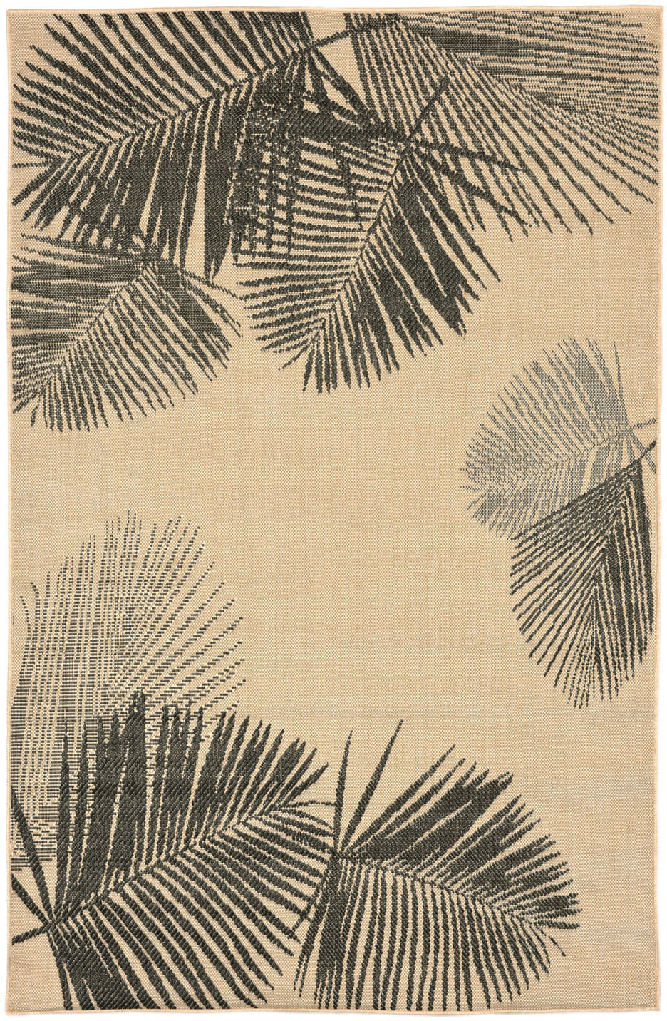 Kas Auto Sales >> Trans-Ocean Terrace Palm 179267 Neutral Area Rug #190186