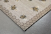 Trans-Ocean Frontporch Honeycomb Bee 243212 Natural Area Rug - 189783