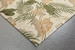 Trans-Ocean Ravella Tropical Leaf 206612 Neutral Area Rug - 190080