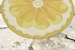 Trans-Ocean Frontporch Lemon Slice 155609 Yellow Area Rug - 189787