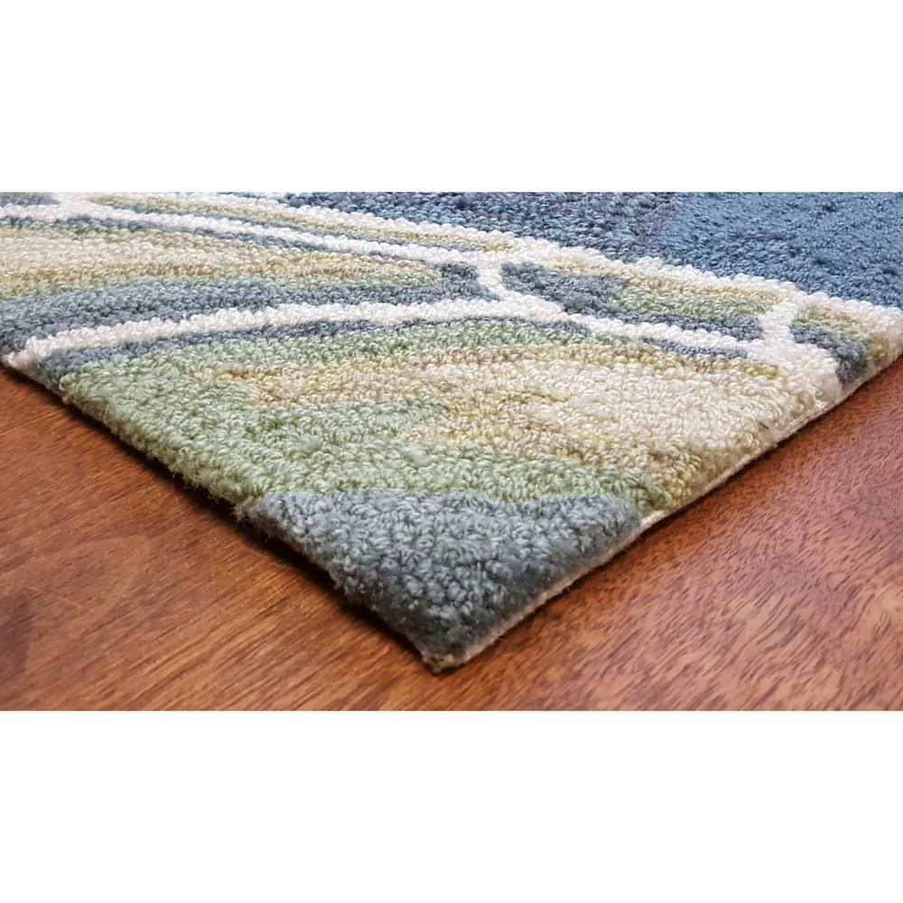 Rugstudio Sample Sale 190049R Ocean Area Rug Last Chance - 190049R