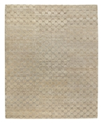 Tufenkian Timpa Cobblestone Brown Rice Area Rug