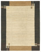 Tufenkian Setana Kensington White Chocolate Area Rug Clearance